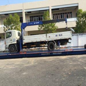 Cân xe tải  60 tấn <br/> MKCELL- USA