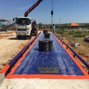 Cân xe tải 30 tấn