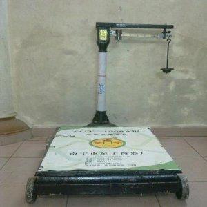 cân bàn cơ 300kg