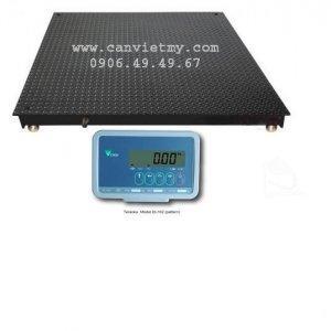 Cân sàn điện tử 5 tấn DS-162-Japan